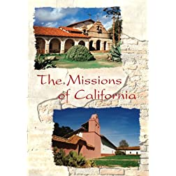 The Missions of Califronia