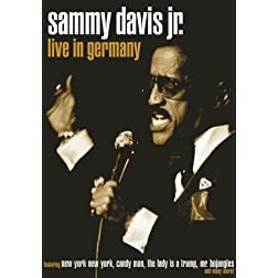 Sammy Davis Jr.: Live in Germany