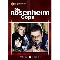 Rosenheim Cops-Staffel 1-4