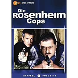 Rosenheim Cops-Staffel 5-8
