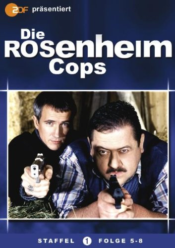 Rosenheim Cops-Staffel 5-8