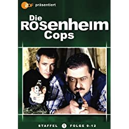Rosenheim Cops-Staffel 9-12