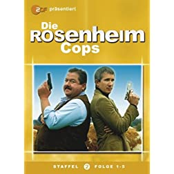Rosenheim Cops-Staffel 1-5