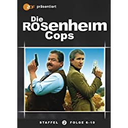 Rosenheim Cops-Staffel 6-10