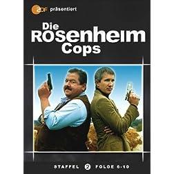 Rosenheim Cops-Staffel 6-10
