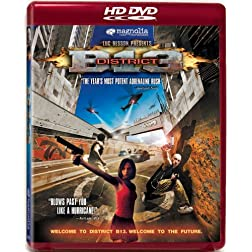 District B13 [HD DVD]