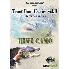 Trout Bum Diaries Volume 2 : Kiwi Camo