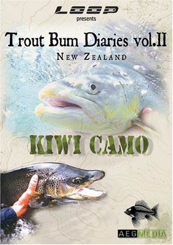Trout Bum Diaries Volume 2 : Kiwi Camo