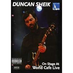 Duncan Sheik: On Stage at World Cafe Live