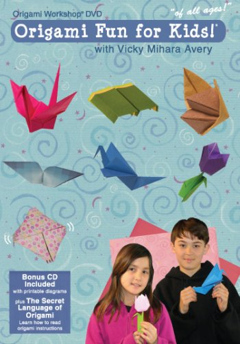 Origami Fun For Kids!