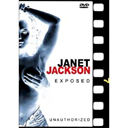 Exposed Janet Jackson
