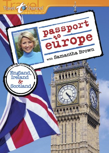 Passport to Europe: England, Ireland and Scotland