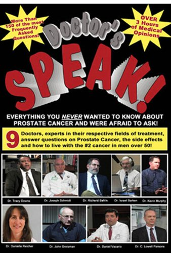 Prostate Cancer Doctor's Speak