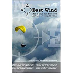 East Wind - A powered paragliding adventure. 3 paramotorists fly 1700km to Romania on PPG 'Flykes'