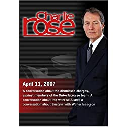 Charlie Rose (April 11, 2007)