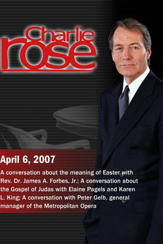 Charlie Rose (April 6, 2007)