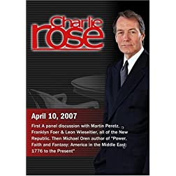 Charlie Rose (April 10, 2007)
