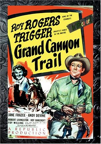 The Grand Canyon Trail