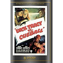 Dick Tracy VS Cueball