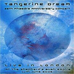 Tangerine Dream 35th Phaedra Anniversary Concert