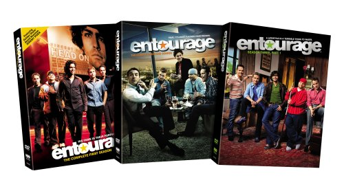 Entourage: The Complete Seasons 1-3A