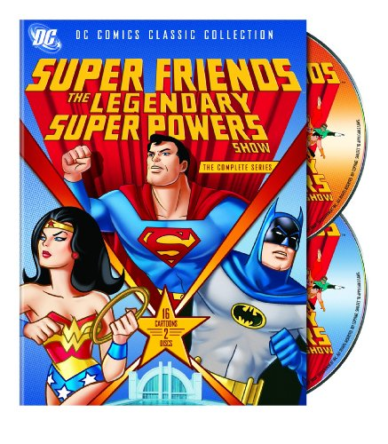Super Friends: The Legendary Super Powers Show - The Complete Series (DC Comics Classic Collection)