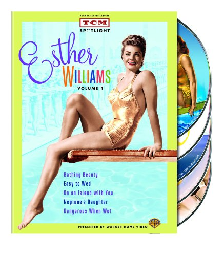 TCM Spotlight - Esther Williams, Vol. 1 (Bathing Beauty / Easy to Wed / On an Island with You / Neptune's Daughter / Dangerous When Wet)