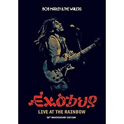 Bob Marley & The Wailers: Exodus - Live at the Rainbow (30th Anniversary Edition)