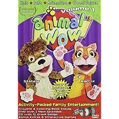 Animal Wow, Vol. 1