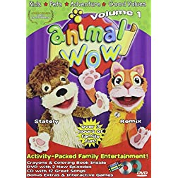 Animal Wow, Vol. 1