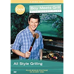 Boy Meets Grill with Bobby Flay - All Style Grilling