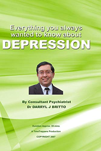 Everything you always wanted to know about DEPRESSION