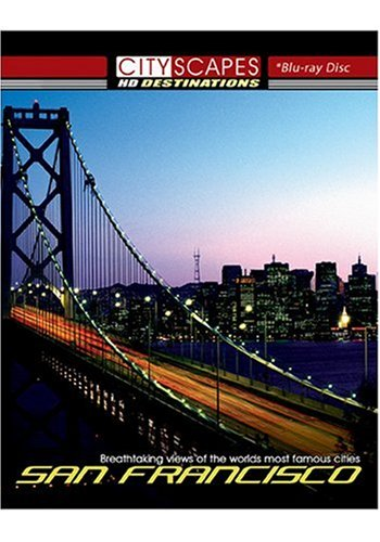 Cityscapes: San Francisco [Blu-ray]
