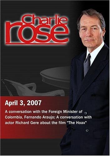 Charlie Rose (April 3, 2007)