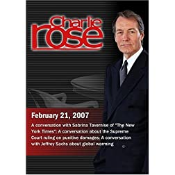 Charlie Rose (February 21, 2007)