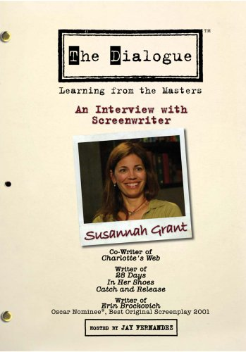 The Dialogue - An Interview with Screenwriter Susannah Grant