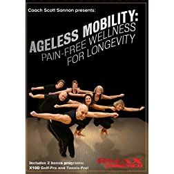 AGELESS MOBILITY: Pain-Free Wellness For Longevity