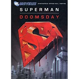 Superman - Doomsday (DC Universe Animated Original Movie)