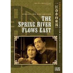 Spring River Flows East