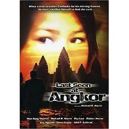 Last Seen at Angkor