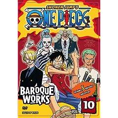 One Piece, Vol. 10 - Baroque Works