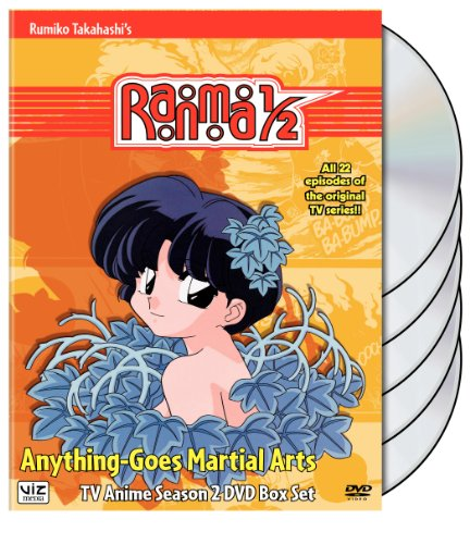 Ranma 1/2, Season 2-Anything Goes