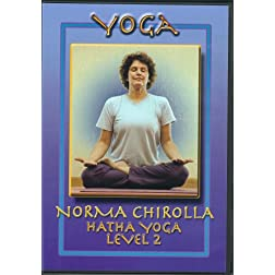 Hatha Yoga, Level 2, with Norma Chirolla