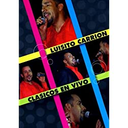 Clasicos En Vivo - Luisito Carrion