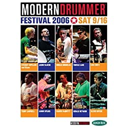 Modern Drummer Festival 2006 Saturday