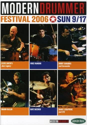Modern Drummer Festival 2006 Sunday