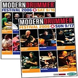 Modern Drummer Festival 2006 Saturday & Sunday