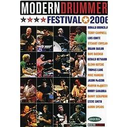 Modern Drummer Festival 2006 Saturday & Sunday