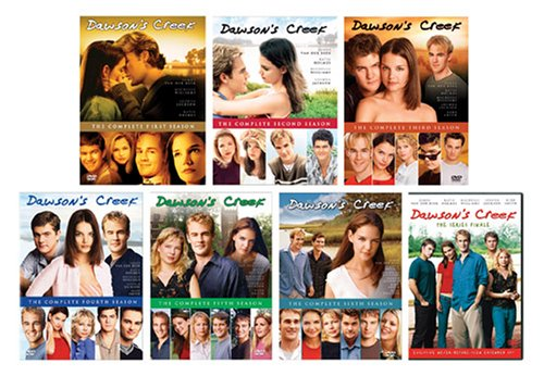 Dawson's Creek - The Complete Series (Seasons 1-6 Plus Series Finale)