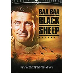 Baa Baa Black Sheep, Vol. 2